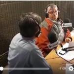 Monica Olate en radio