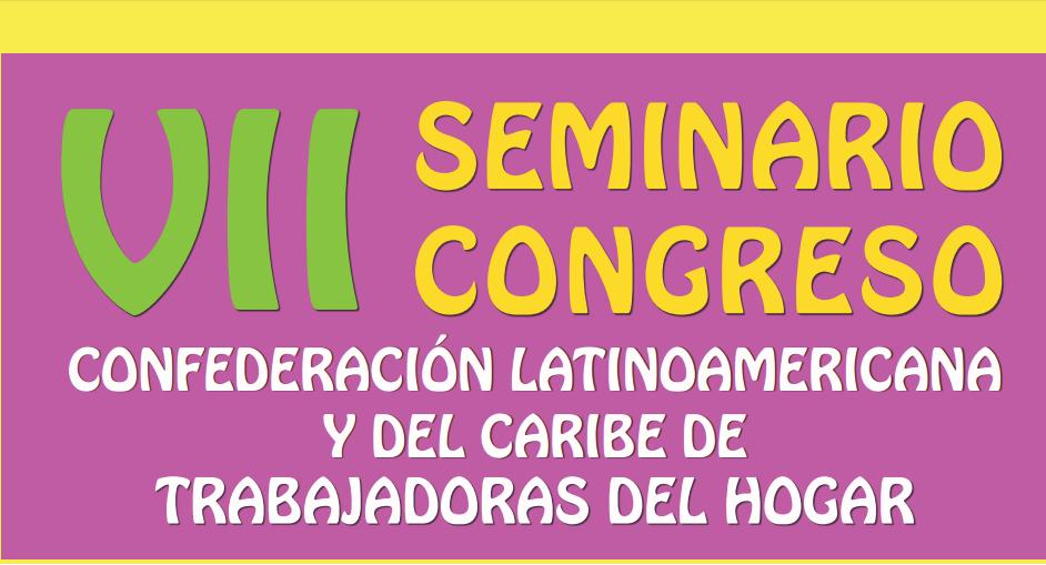 Septimo Congreso trabajadoras